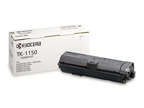 Compatible Kyocera TK- 1150 Black Toner Cartridge